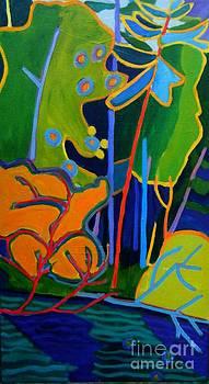 Nashua River Trees by Debra Bretton Robinson