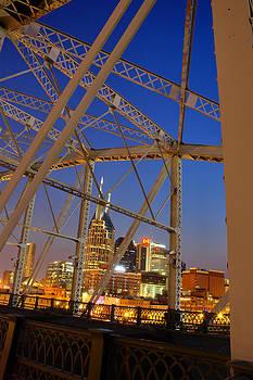 Nashville Bridge by Zachary Cox