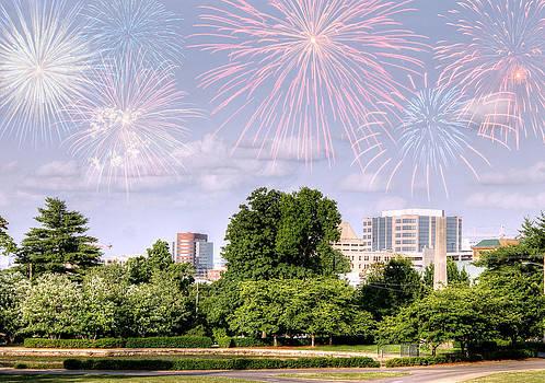 Rebecca Frank - Nashville Fireworks