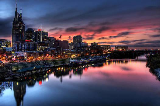 Nashville in Color by Donna Tomlin
