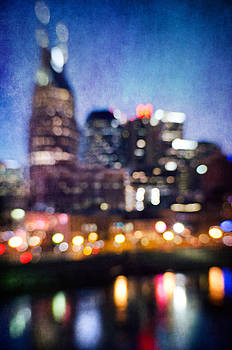 Nashville Skyline III by David Morel