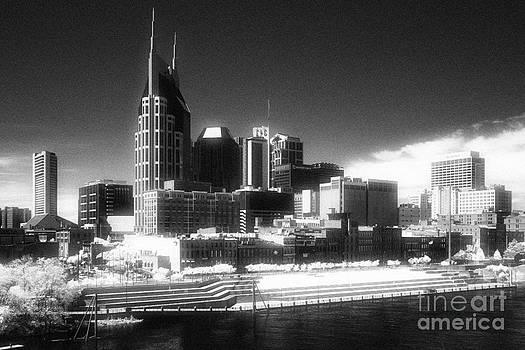 Nashville Skyline by Jeff Holbrook