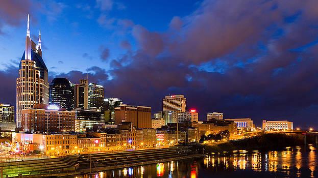 Nashville Skyline by John Zocco