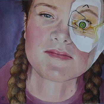 Natalie Bryan's Crosslinking by Kirsten Beitler