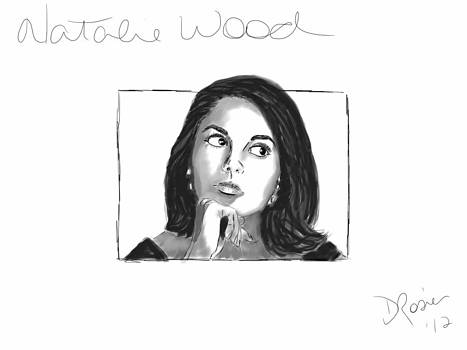 Natalie Wood by Deborah Rosier