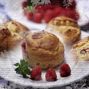 Natasha's Raspberry Muffins by Alex Rowbotham