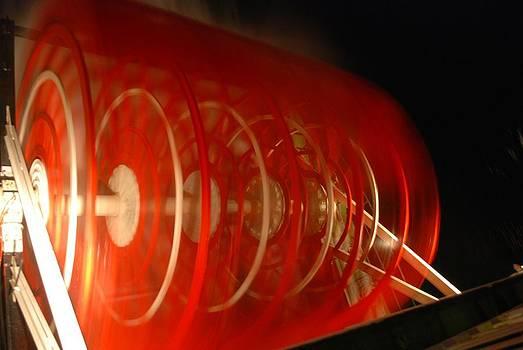 Natchez Paddlewheel by Lawrence Pratt