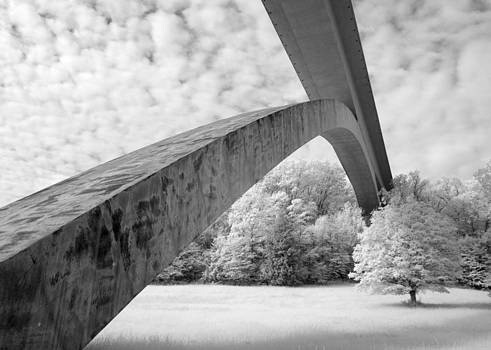 David Morel - Natchez Trace Bridge I