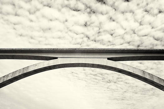 Natchez Trace Bridge III by David Morel
