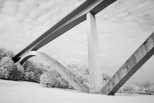 Natchez Trace Bridge IV by David Morel