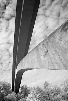Natchez Trace Bridge IX by David Morel