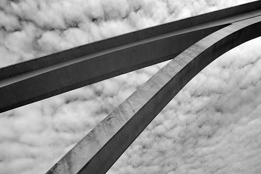 Natchez Trace Bridge VI by David Morel