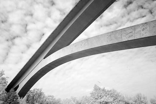 Natchez Trace Bridge VII by David Morel