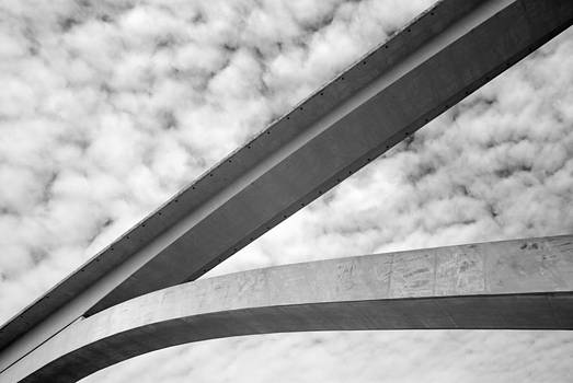 Natchez Trace Bridge VIII by David Morel