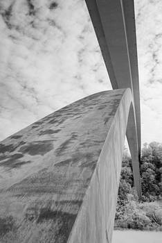Natchez Trace Bridge XI by David Morel