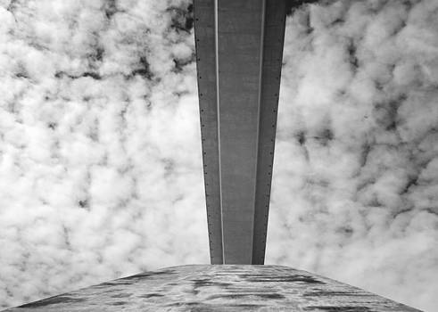 Natchez Trace Bridge XII by David Morel