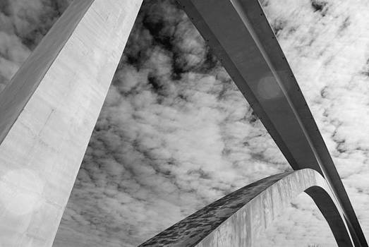 Natchez Trace Bridge XIII by David Morel
