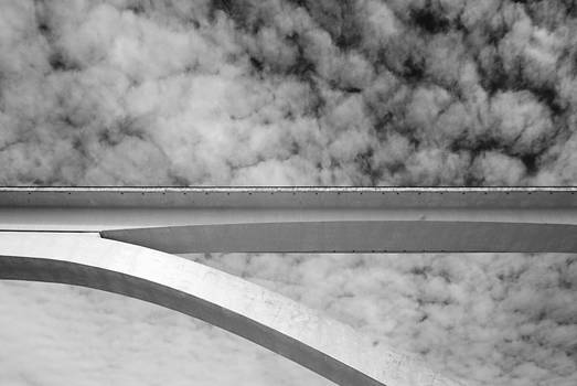 Natchez Trace Bridge XIV by David Morel