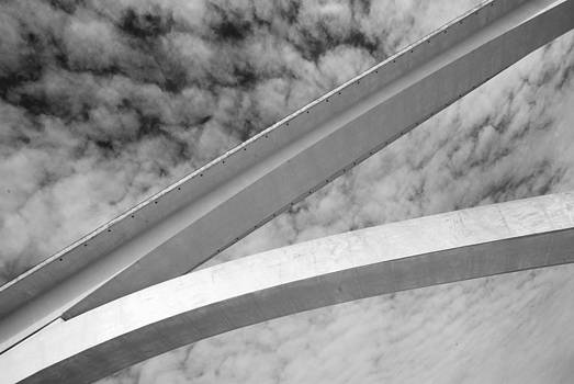 Natchez Trace Bridge XV by David Morel