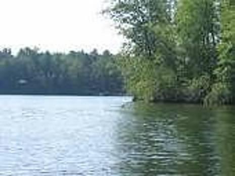 Nathan Carr Fullerton - Beautiful Lake by Nathan Carr Fullerton Art Nathan Carr Fullerton USA