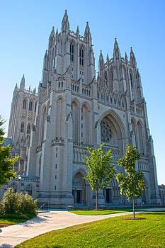 Regina  Williams  - National Cathedral
