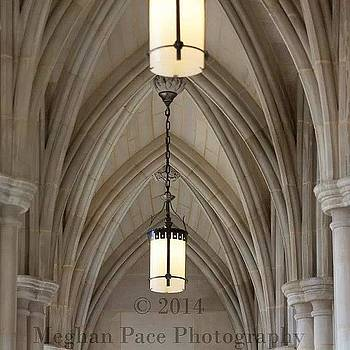 National Cathedral, Washington, Dc by Meg Pace