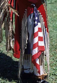 Harold E McCray - Native American Dress