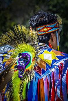 Julie Palencia - Native American Indian
