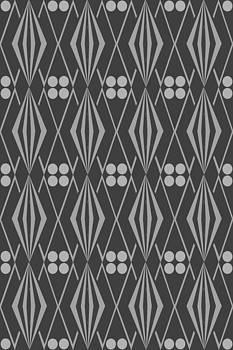 Native American Tile 5 by Joanna Randolph