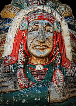 Native American Wood Carving by John Cardamone