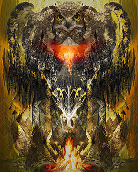 Native Flame by Nathan Benmargi