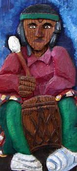 Native Of America by Kalikata MBula