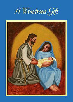 Ruth Soller - Nativity card