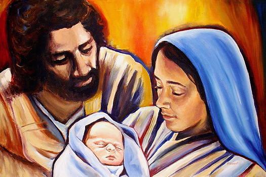 Nativity by Sheila Diemert