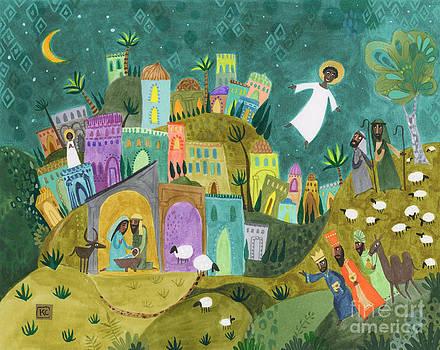Nativity Three by Kate Cosgrove