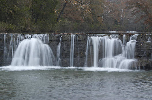 Natural Dam  0311-1 by Jerry Owens