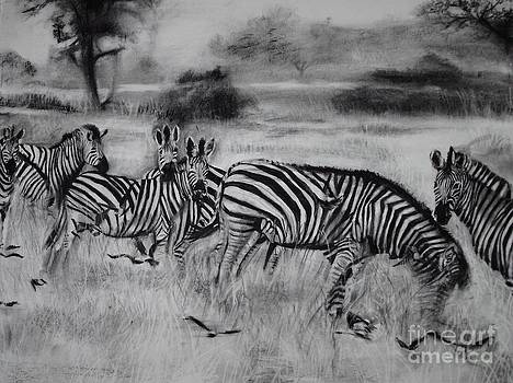 Natural Habitat  by Laneea Tolley