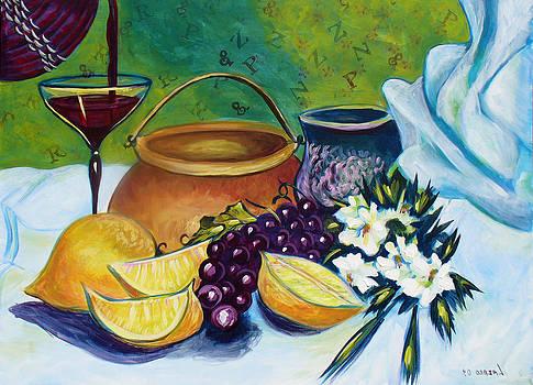 Patricia Lazaro - Winery Merchant