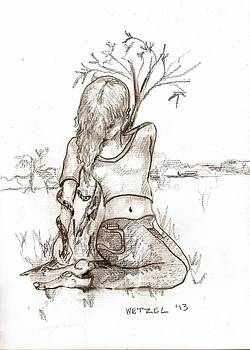 Joseph Wetzel - Nature Girl