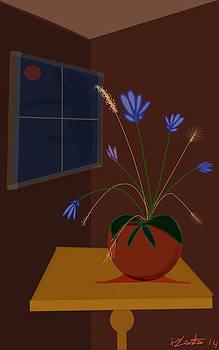 DENNY CASTO - Nature in a vase