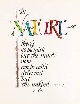 Nature by Ruth Hutteball
