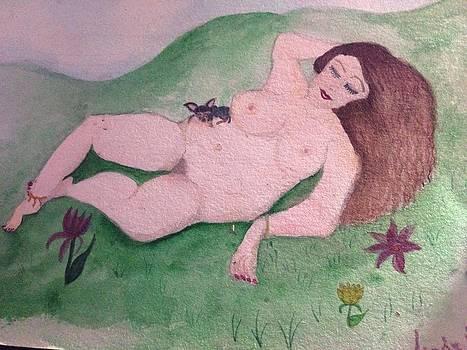 Secret Nature Love by  Lady  Ann