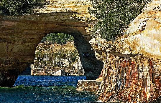 Nature's Arch by Cheryl Cencich