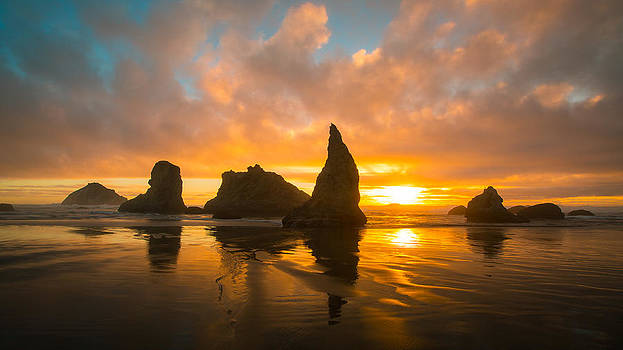 Nature's Glory by Anthony J Wright