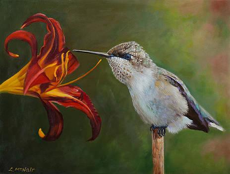 Nature's Nectar by Loretta McNair