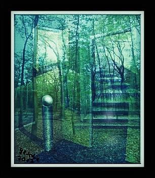 Naturraum by Gertrude Scheffler