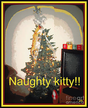 Naughty Kitty by Heidi Manly