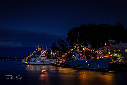 Nautical Bling by William Reek
