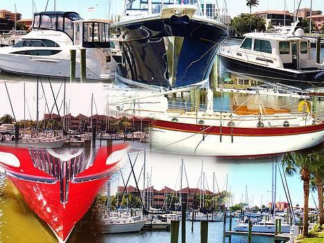 Nautical city... by Van Ness
