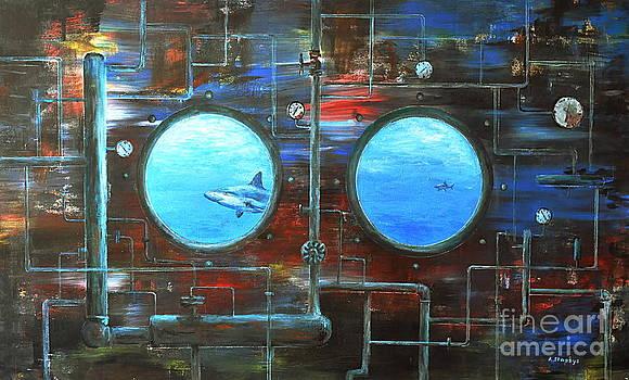 Nautilus by Arturas Slapsys